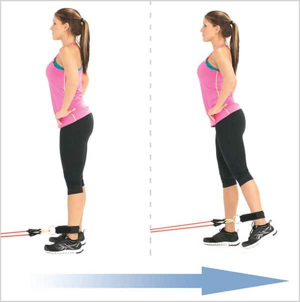 حرکت-با-کش-بدنسازی-برای-عضلات-پا-و-باسن-کشش-عضلات-باسن-ایستاده