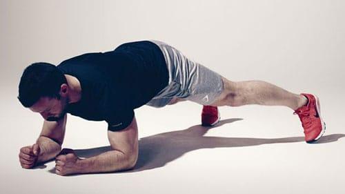 بهترین-ورزش-برای-لاغری-شکم-و-پهلو-پلانک
