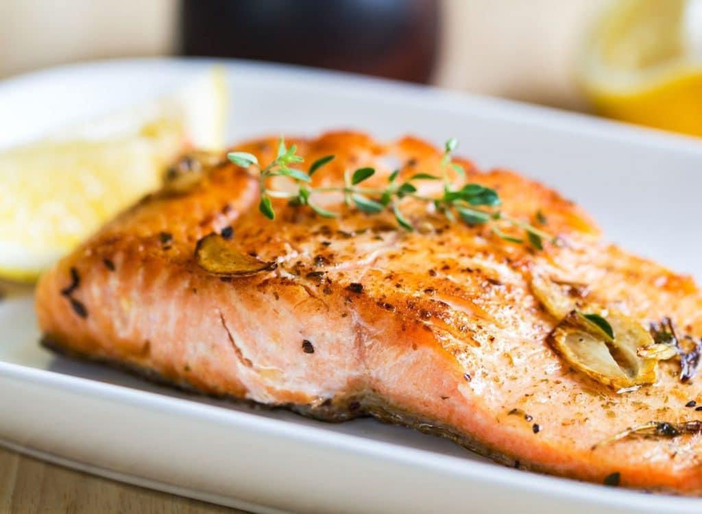 ماهی-سالمون