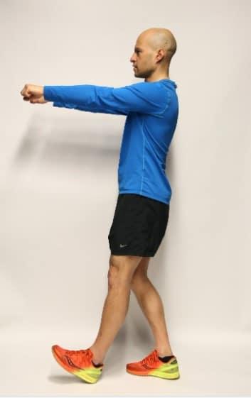 گرم کردن بدن قبل از ورزش های مختلف