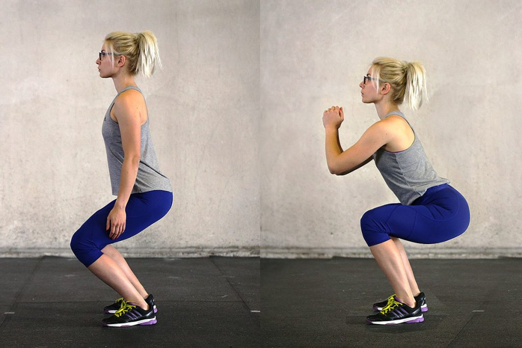 حرکات اصلاحی رفع گودی کمر برای افزایش قد