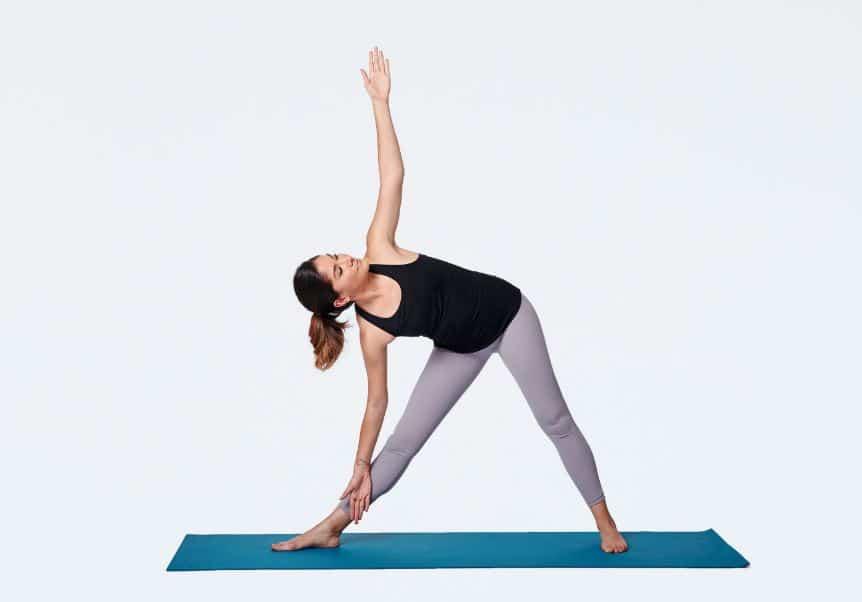 عکس حرکات یوگا برای افزایش قد