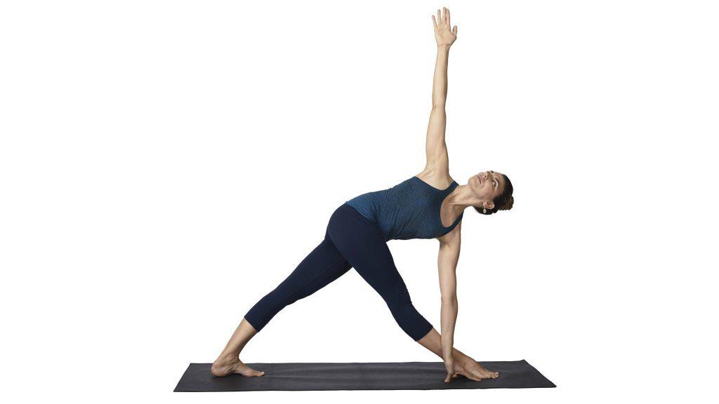 آموزش تصویری حرکات یوگا برای افزایش قد