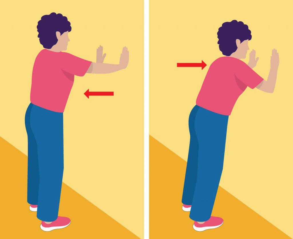حرکت ورزشی برای افراد مسن