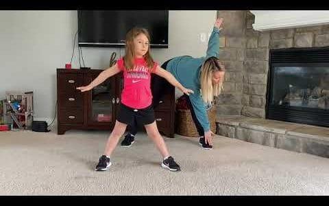 فواید ورزش برای کودکان در خانه
