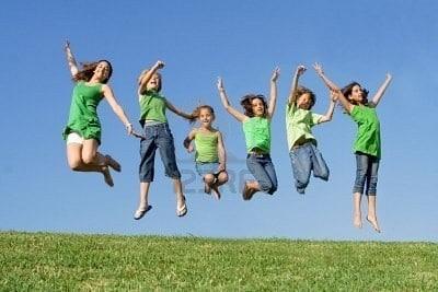 حرکات ورزشی برای کودکان