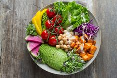 شروع گیاهخواری و پاکسازی بدن