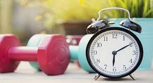 بهترین زمان ورزش برای عضله سازی
