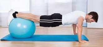 ورزش پیلاتس برای شکم