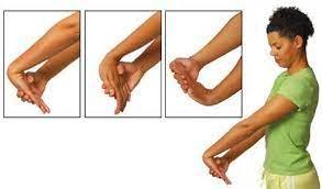 نرمش هایی برای تقویت مچ دست