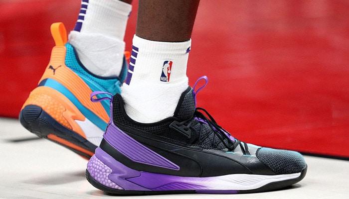 کفش مناسب بسکتبال