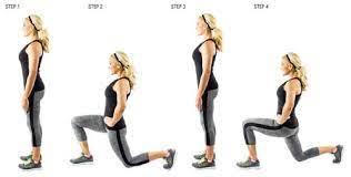 ساده ترین ورزش جهت تقویت عضلات چهار سر ران
