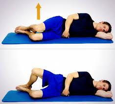 تقویت عضلات ران ، باسن و شکم با چند حرکت ساده
