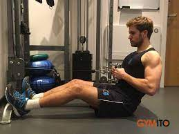 عضلات درگیر در حرکات زیربغل کششی