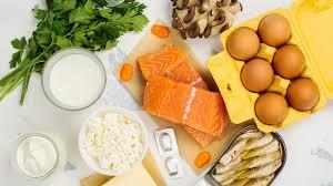 ماده غذایی مناسب برای سلامت ناخن ها
